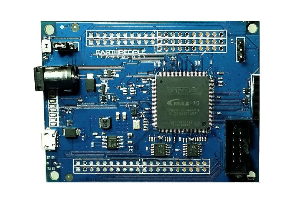 MaxProLogic - Altera Max10 FPGA Development Board 2