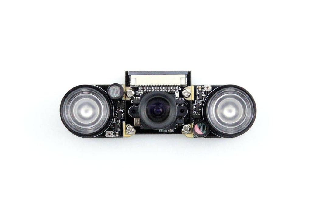 Raspberry Pi Camera Wide Angle 160 Degree Fisheye  1