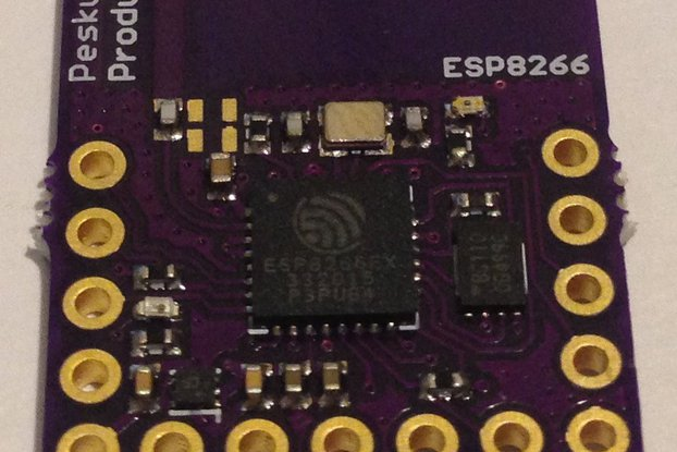 ESP8266 Add-On for Teensy 3.1