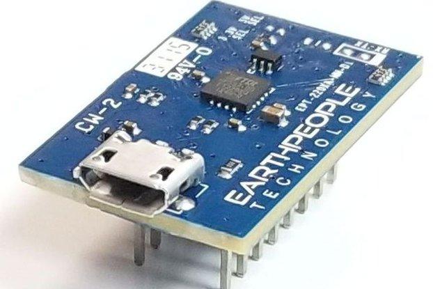 USB SPI Slave Breakout Board