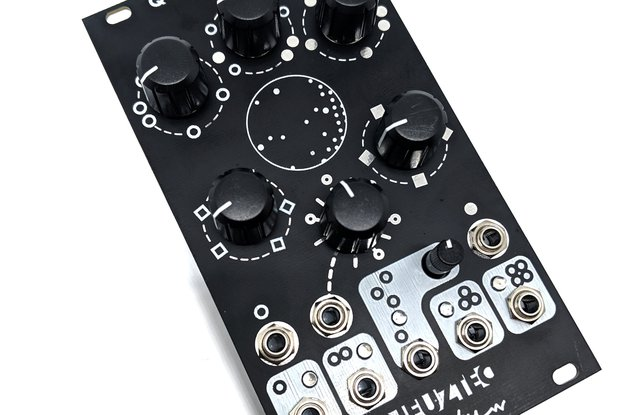 QUADTEC-101 - A DIY Open Source Digital Oscillator