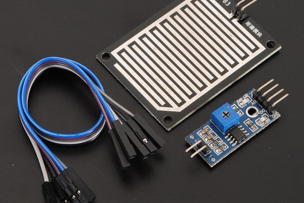 Weather Detection Sensor For Arduino