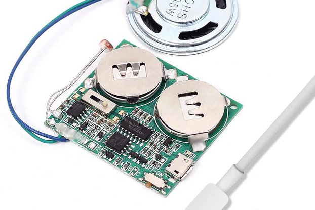 Light Control 8M DIY Music Player Module_GY18095