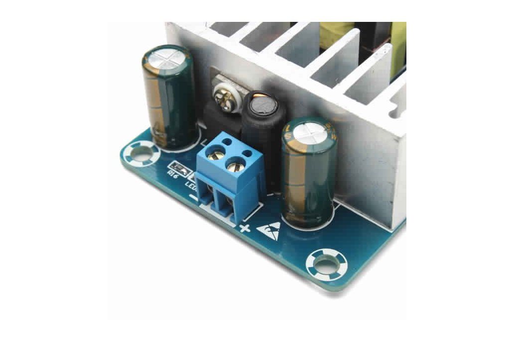 4A To 6A 24V Switching Power Supply Board AC-DC  7