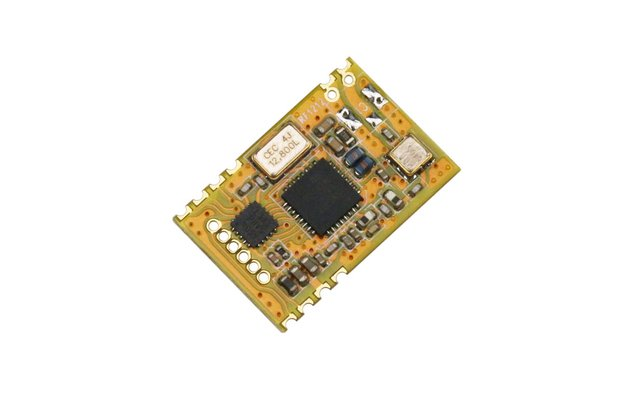 Extra low power  sx1212 module-DRF1212D10