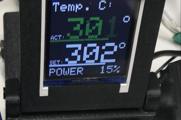 Soldering Controller for Weller RT tips, 12V DC