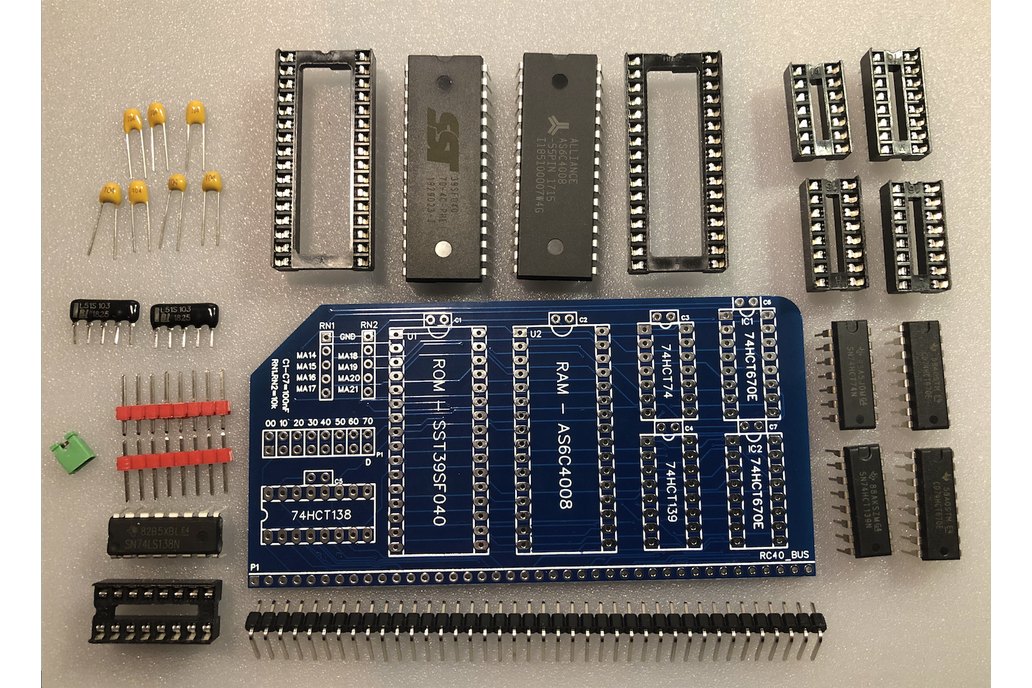 Memory Module (512k RAM + 512k ROM) 1