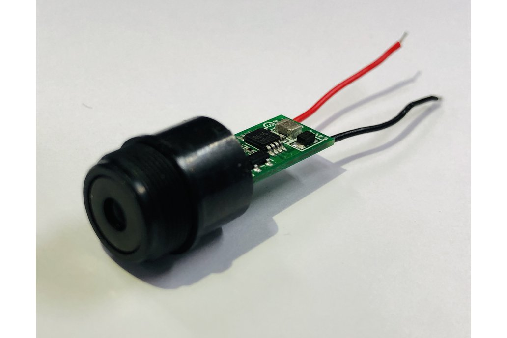 515/520nm Direct Green Laser Dot Module 1