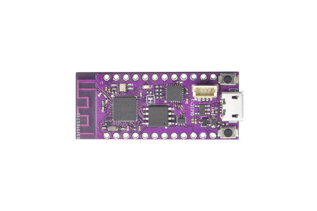Zuino XS PsyFi32 (ESP32, Qwiic, 3.3V, WiFi, BLE) 2