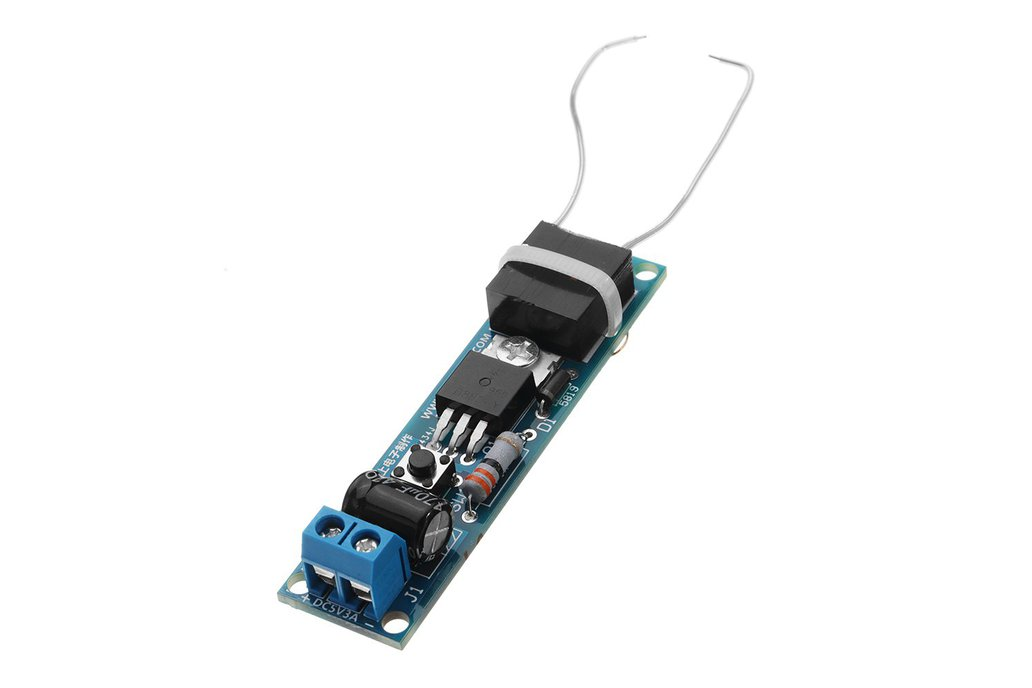 High Pressure Generator Electronic Lighter 1