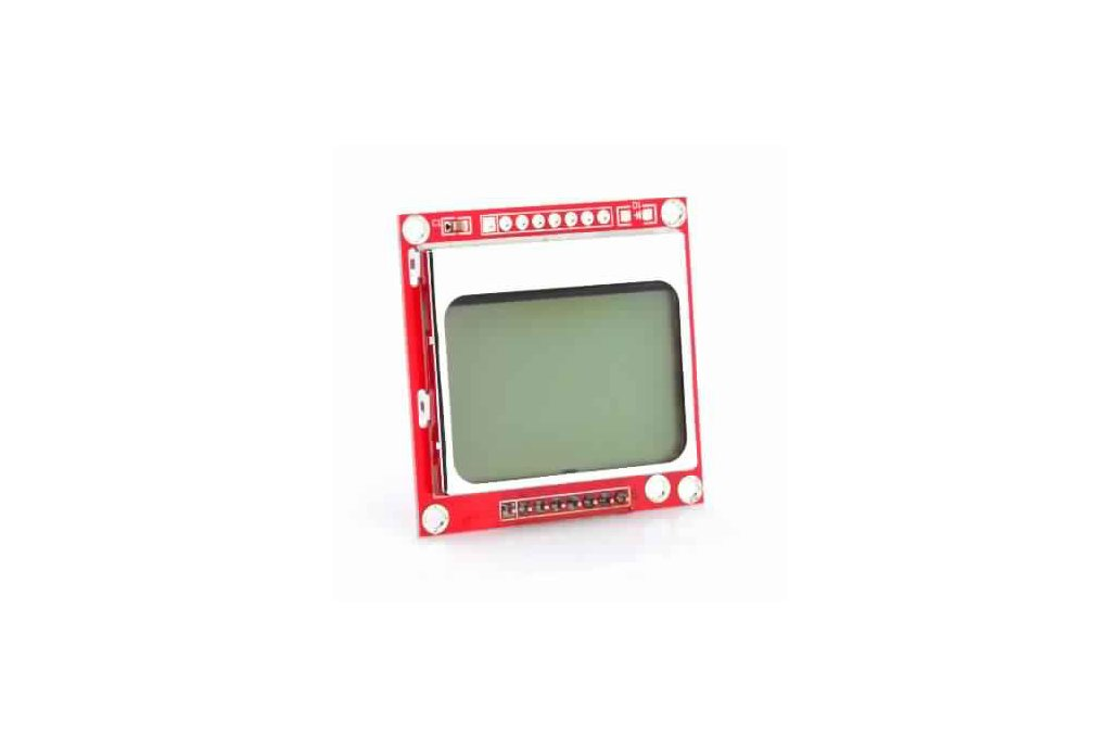 84x48 LCD Module for Nokia 5110  1
