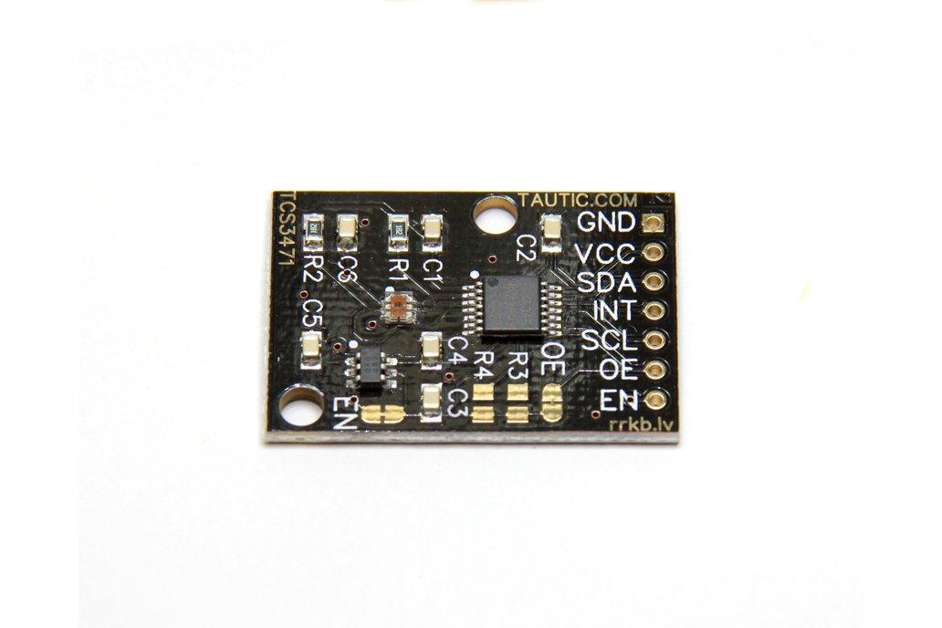 TCS34717 Color Sensor Breakout 1