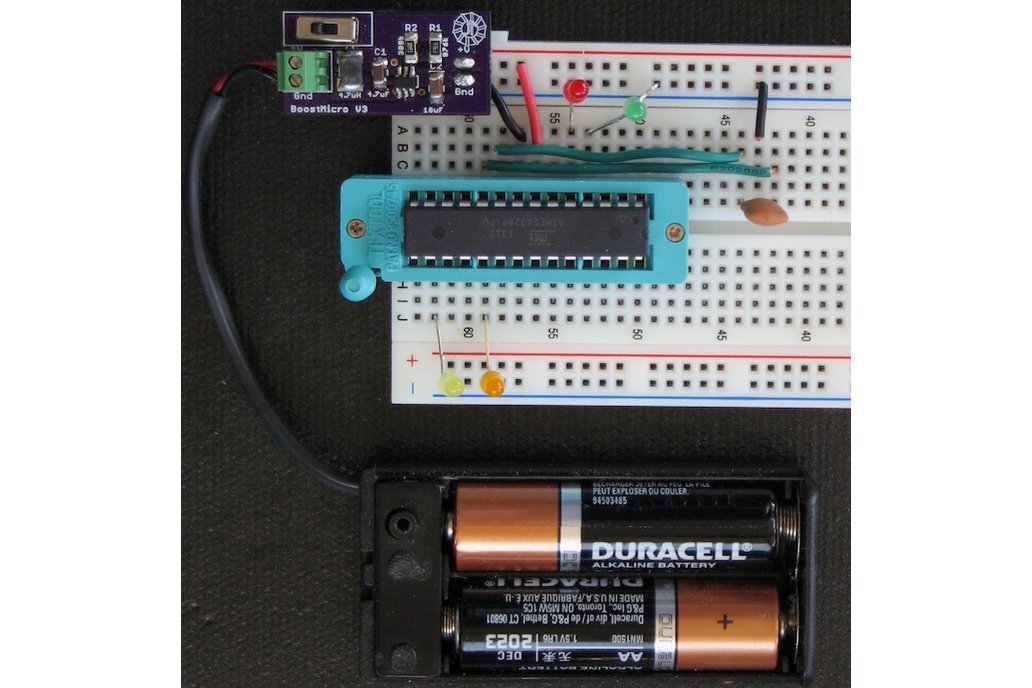 BoostMicro - 5 Volt Power Supply,  Assembled 2