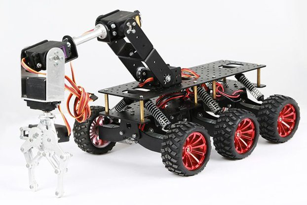 Kit Robot Car Kit-6WD Off-Road Chassis
