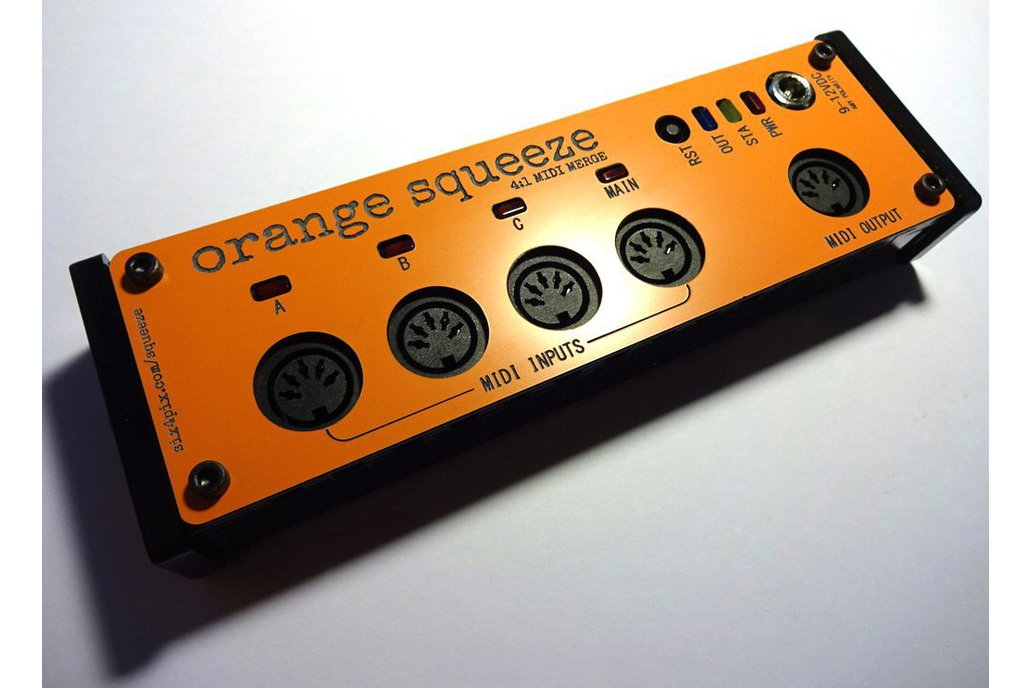 Orange Squeeze MIDI Merge 1