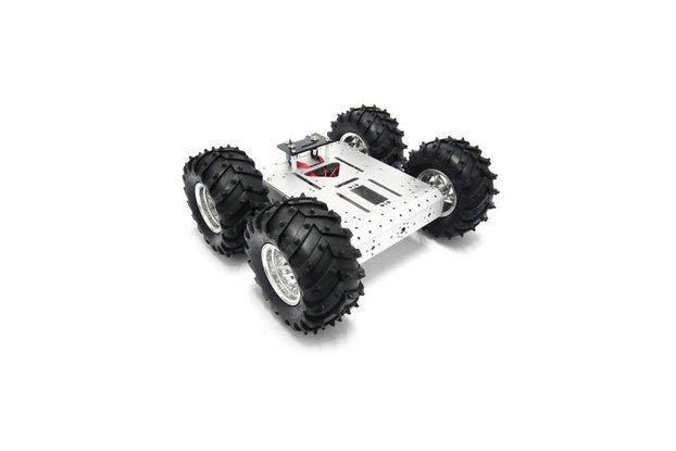 Road Robot Smart Car Kit For Arduino Raspberry Pi