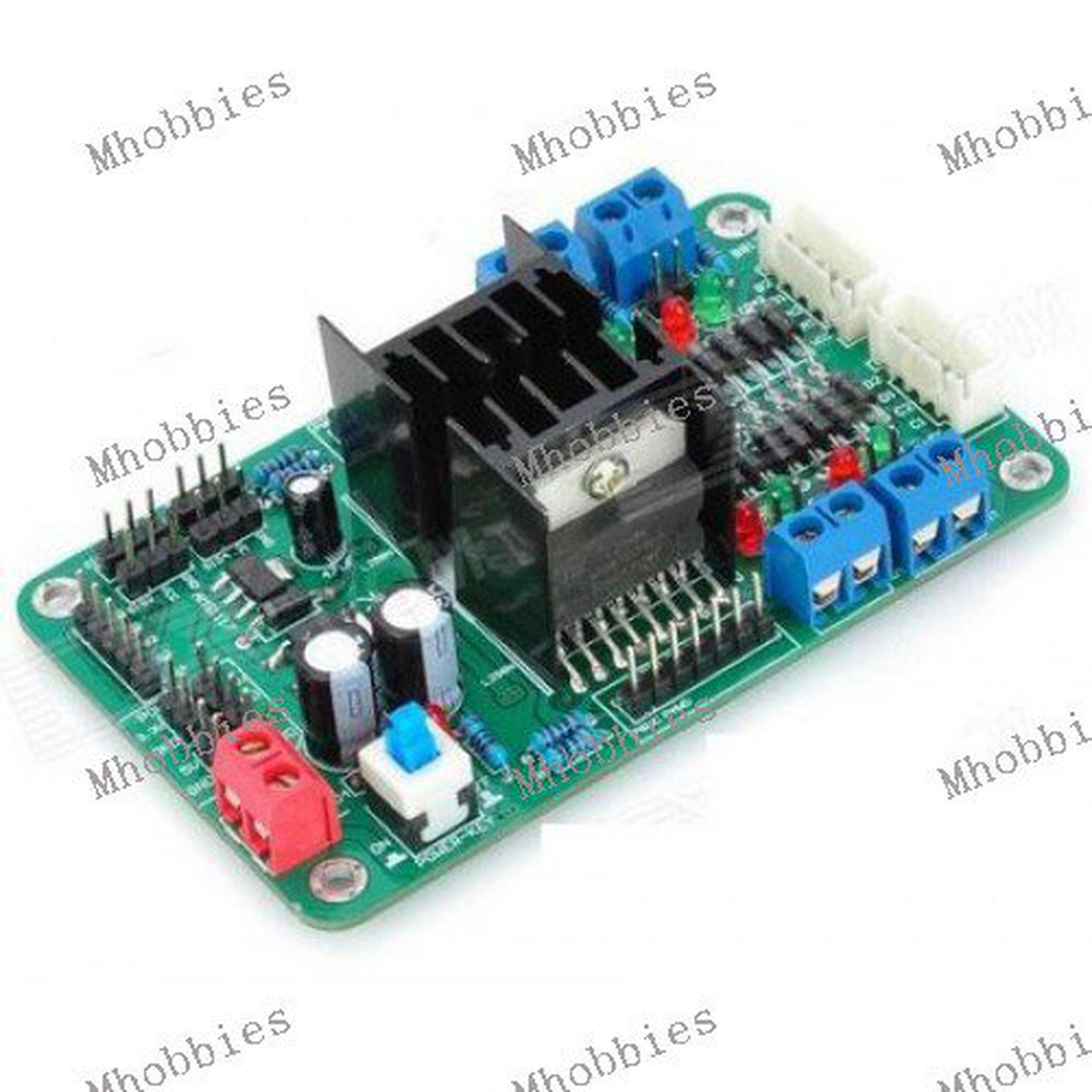 4ch dc motor driver control 4ch servo motor controller 2ch for Servo motor with controller