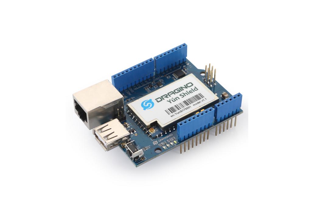 Arduino Yun Shield v1.1.6 1
