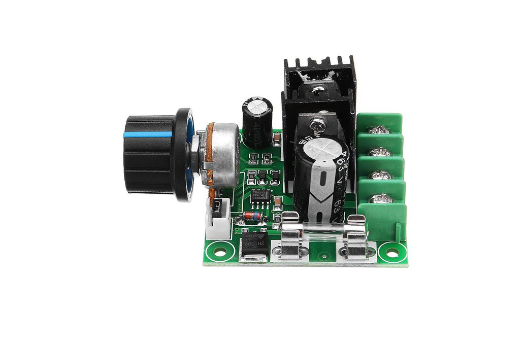 Motor Speed Controller  Module With Knob 4