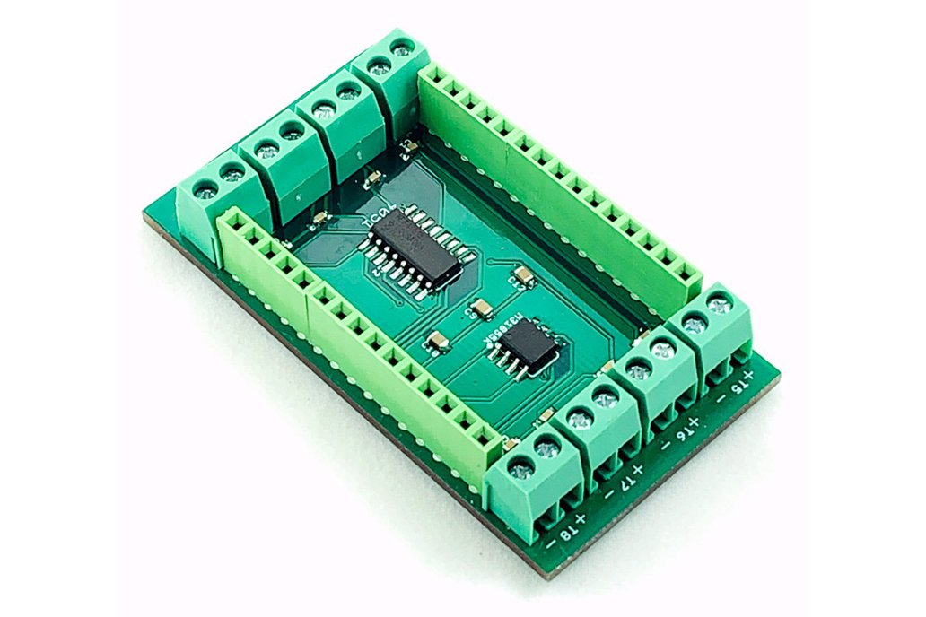 WiFi Thermocouple Multiplexer Shield 1