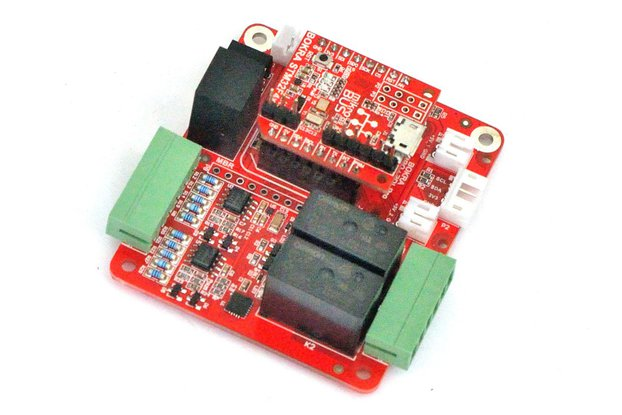 I2С Module with 2RO and 2DI for VDC or VAC signals