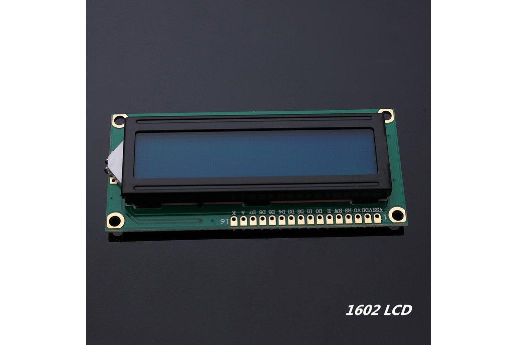UNO R3 Starter Kit 4 x 4 Keypad LCD1602 Servo 3