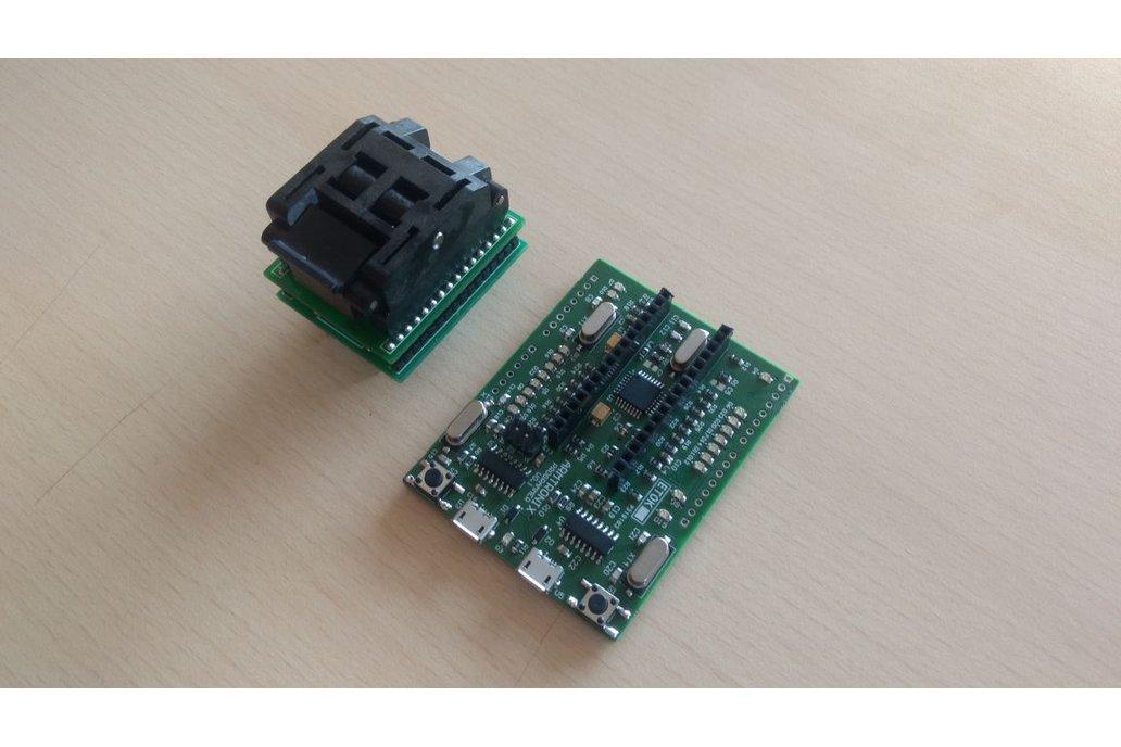 TQFN Atmega328p programmer 5