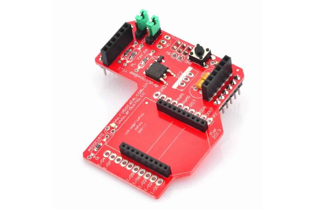 XBee Zigbee Bluetooth Extension Board 1