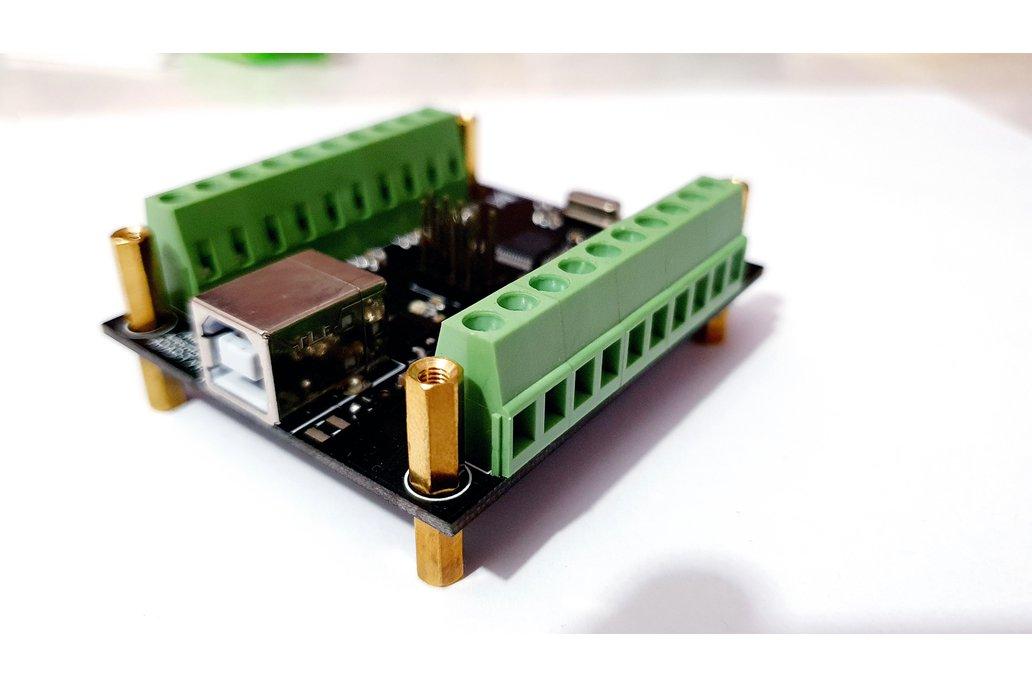 ADAQ-Temperature Probe DAQ System, 10 Channel 1