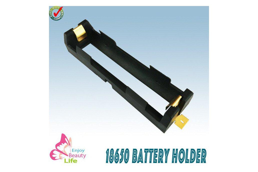18650 Battery holder PCB 4
