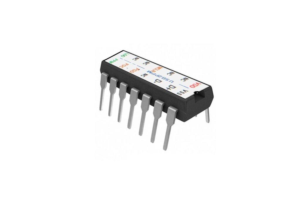 USB2PPM (programmed controller) 1