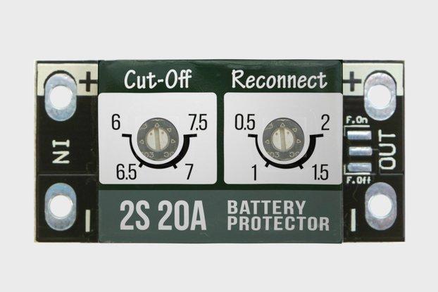 Li-Ion  BATTERY PROTECTOR 20A