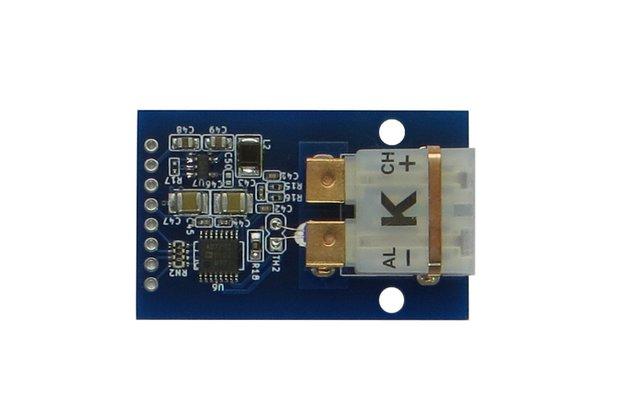 AD7793 High Precision K Type Temperature Sensor
