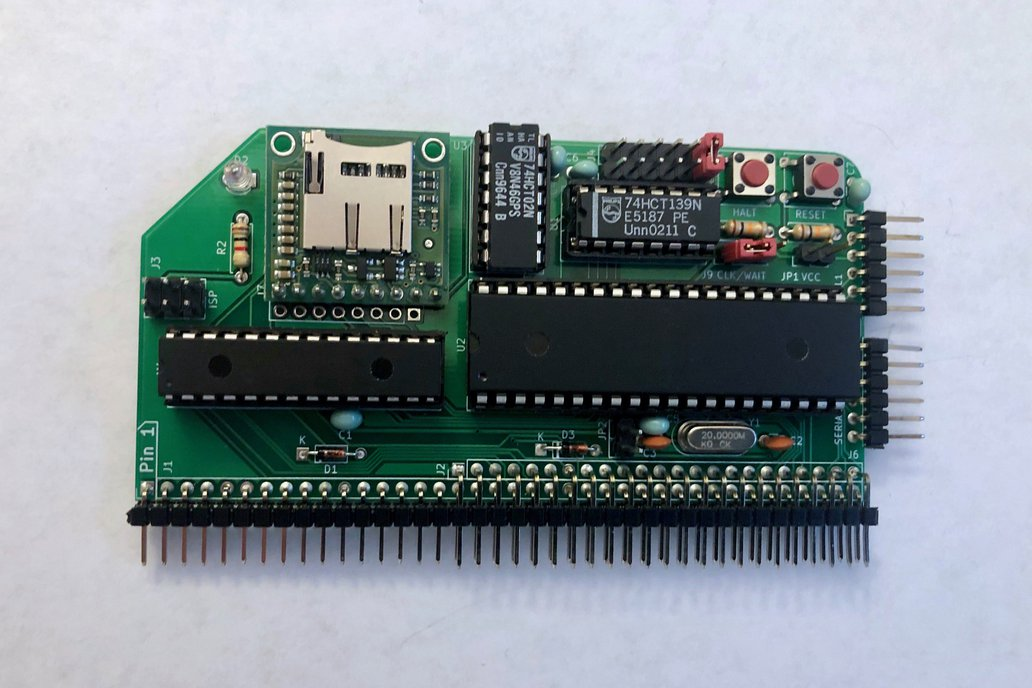 z80ctrl Card Kit for RC2014 1