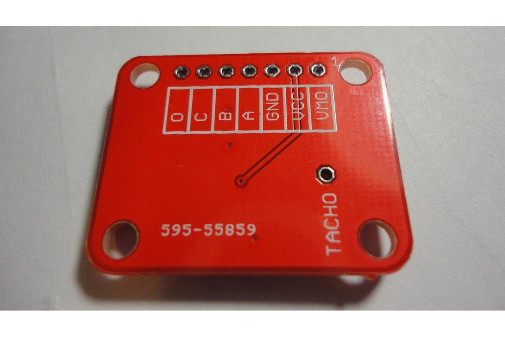 Hard Disk Motor Driver (TDA5144AT breakout) 4