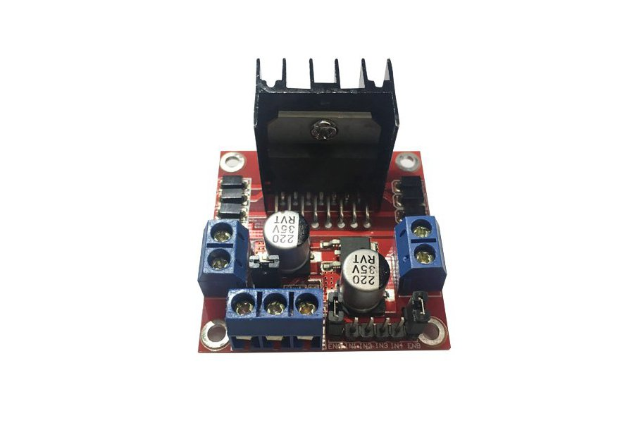 Controller L298N Motor Drive  moudle