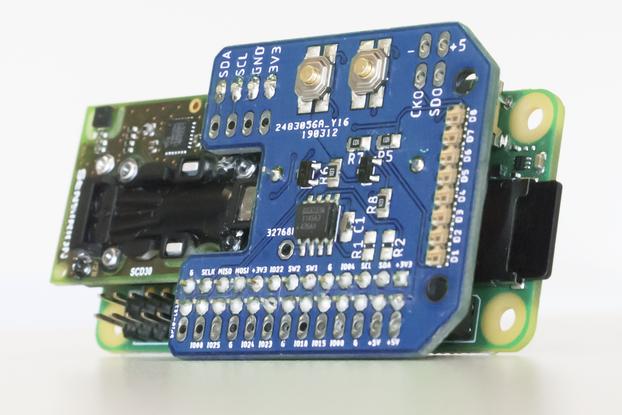 CO2 logger module