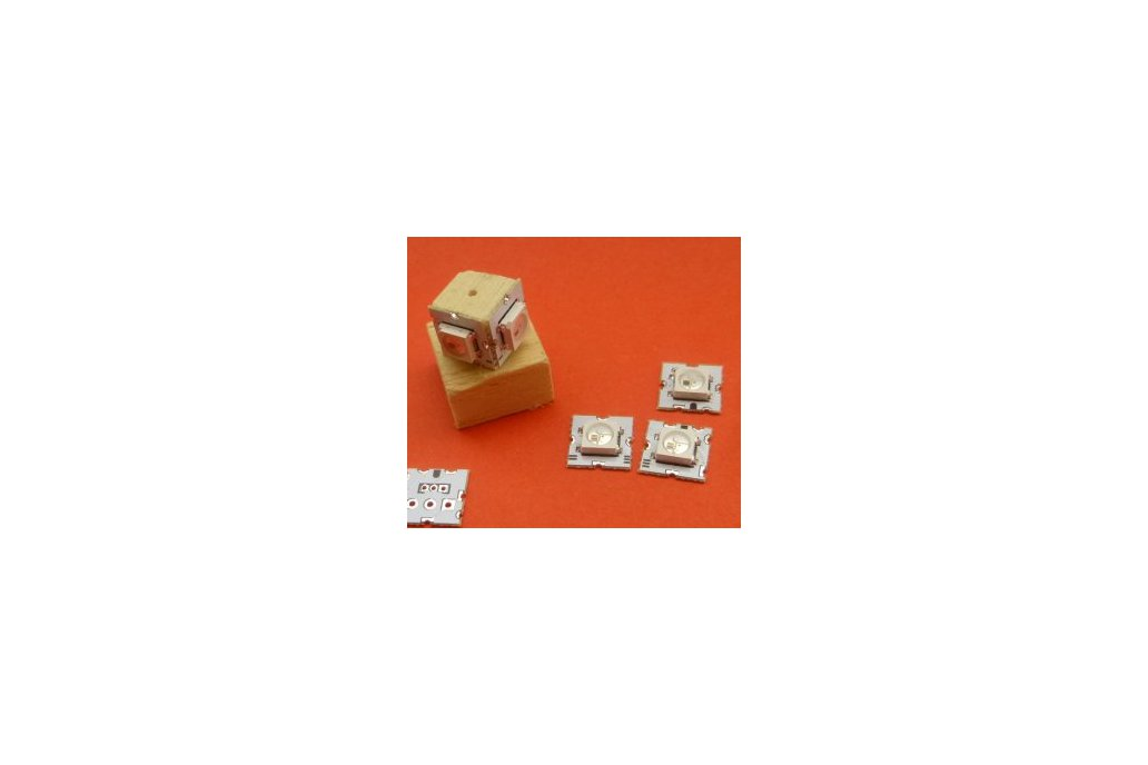 RGB microcube - 9mm side 3