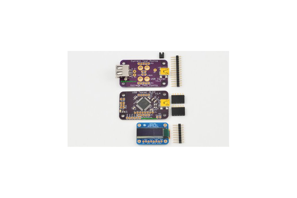 USB Tester OLED Backpack Bundle 1