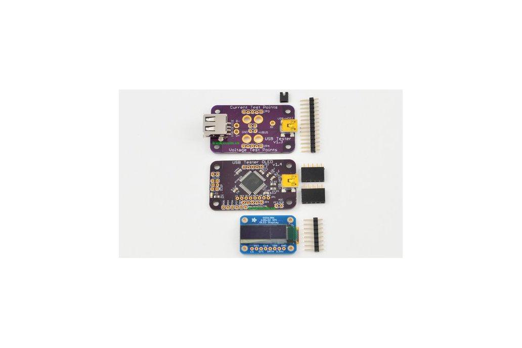 USB Tester OLED Backpack Bundle 1