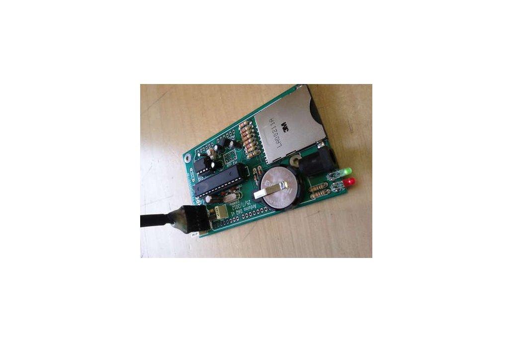 DataDuino - the Arduino-based data logger 3