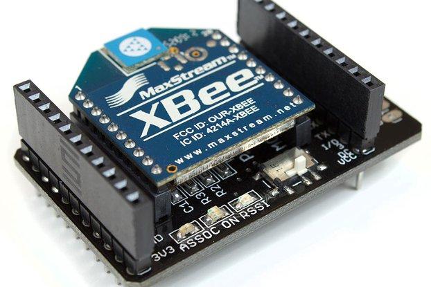 XBee-X Radio Adapter Breakout for BoardX Platform