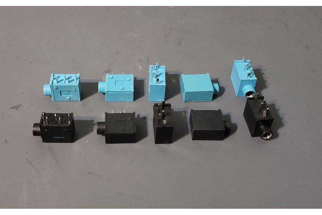 Stereo Jack PJ325 - 10 Pack 1