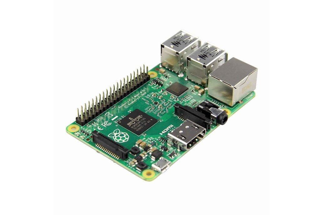 Raspberry Pi 2 Model B ARM7 Quad Core CPU 1GB RAM  1