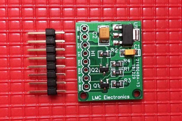 I²C Bi-Directional Logic Converter 3.3 - 5V