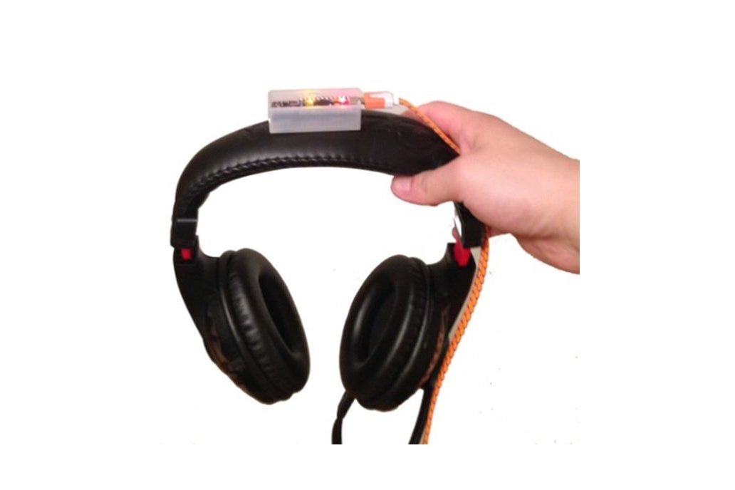 TrackIMU (DIY Kit): IMU-Based Wearable Head Track 5