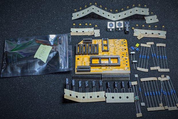 V9958 MSX Video Advanced module for RC2014
