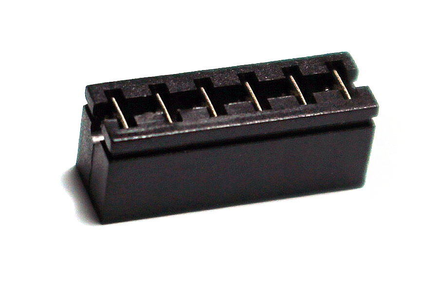 2x6-pin Jumper Shunt