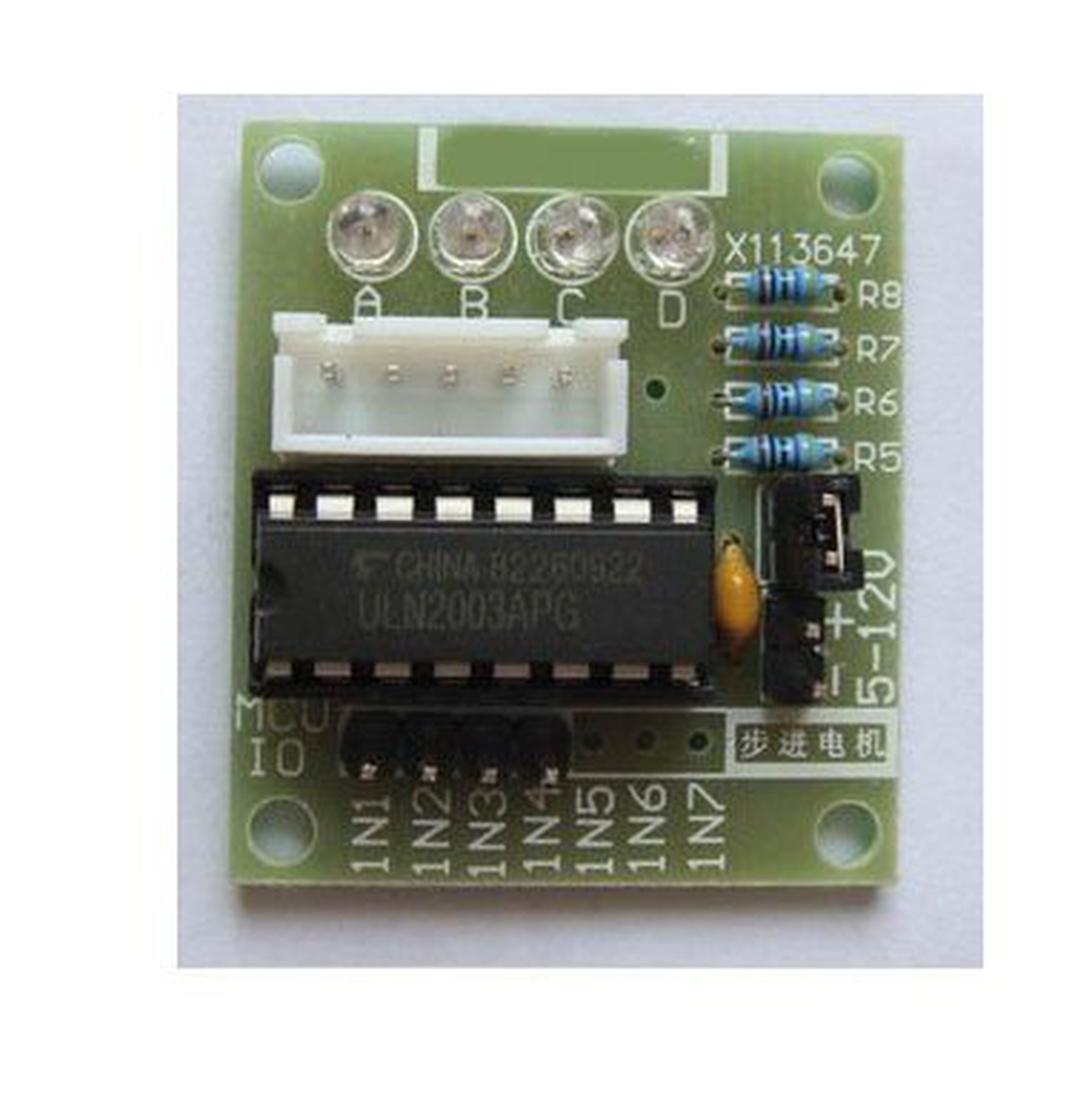 5v Stepper Motor Uln2003 Driver Board From Exlene On Tindie