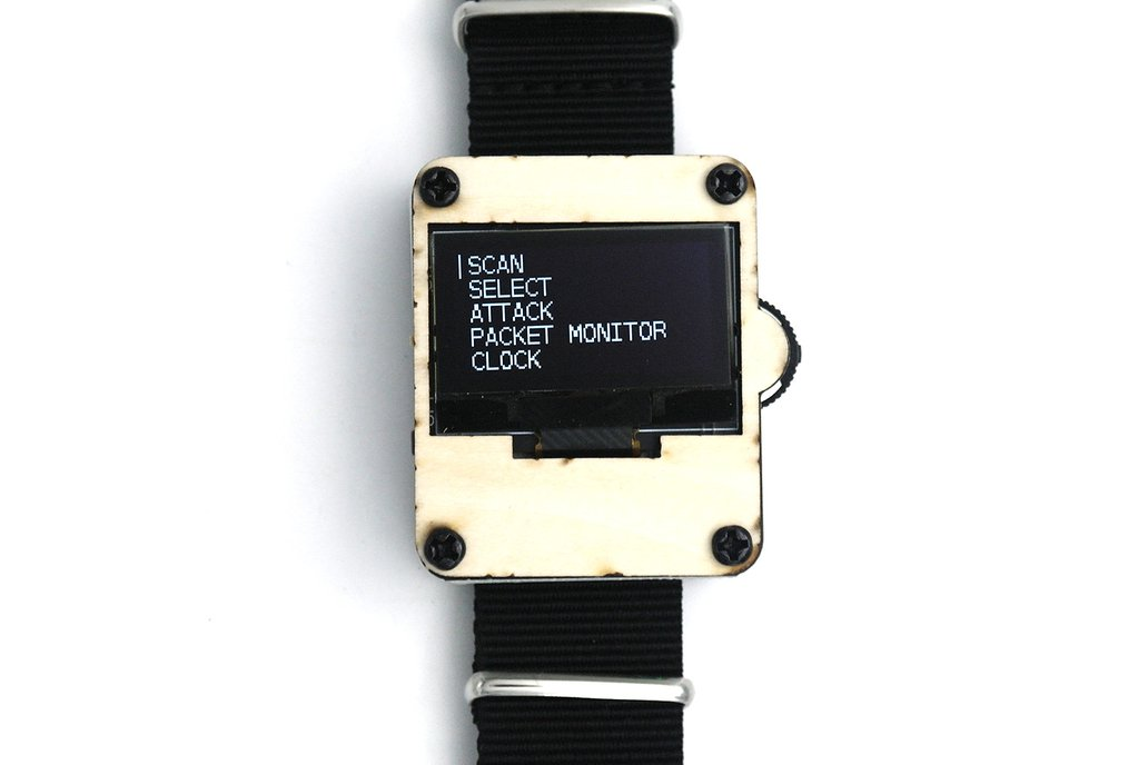 DSTIKE Deauther Watch V1 1